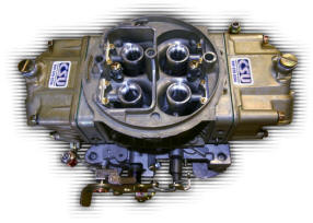 CSU Custom Carburetor