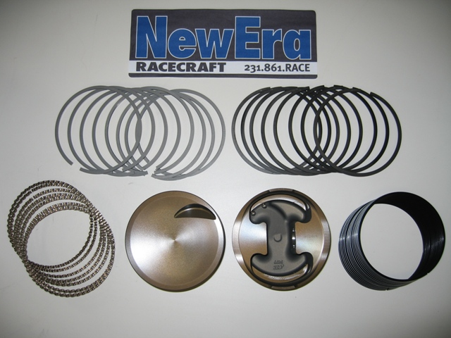NER Piston and Ring Packs - Stage 1 P